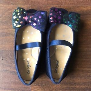 Toddler Mary Jane ballet shoes